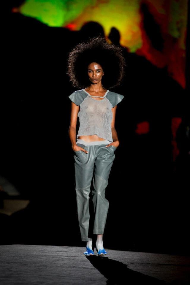 naba米兰艺术大学2012服装设计学士班毕业时装秀