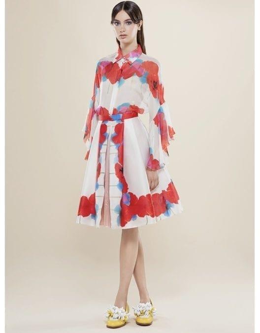 NABA米蘭藝術大學畢業生Kittima Kwangnok入選《Vogue Italia 2014年年度最佳十大時尚新秀》