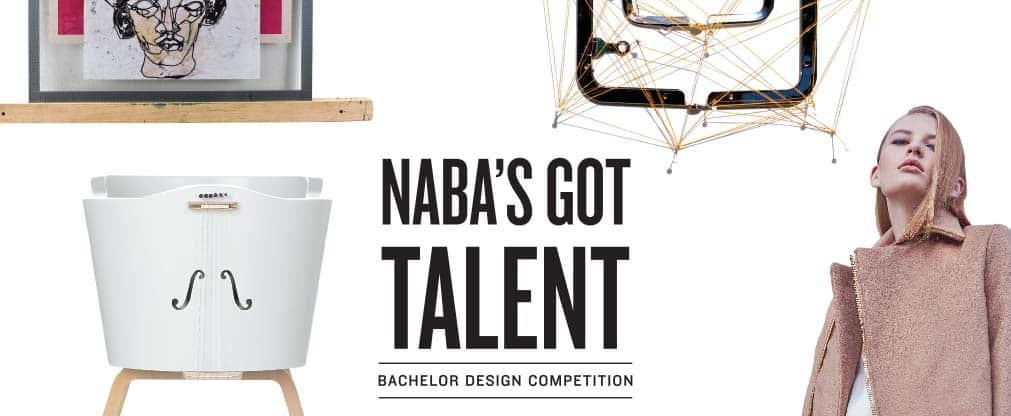 NABA米蘭藝術大學2018年10月學士課程獎學金申請