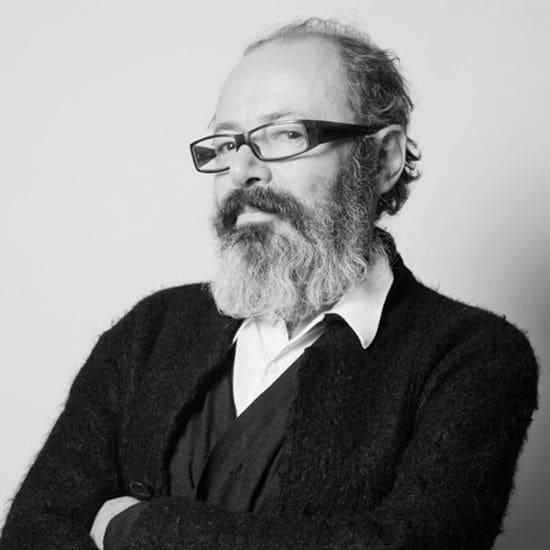 NABA米蘭藝術大學科研顧問 Italo Rota