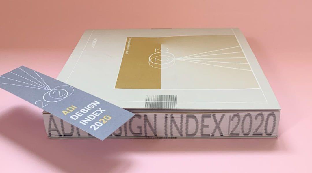 校友榮譽|NABA傑出校友設計作品入選ADI Design Index設計年鑒!